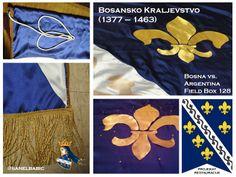 Restauration of an Bosnian Kingdom Flag