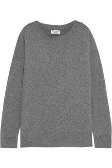 Frame Denim Le Boyfriend cashmere sweater   NET-A-PORTER