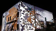 Art architecture projection vienna - Google-Suche