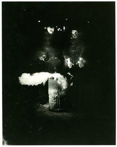 Weegee, Canal Street, Homeless Men, 1938