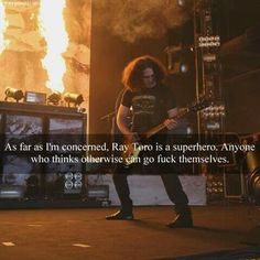 True, no one really notices him but he was a huge part of my chemical romance. Hes just more behind the scenes thats why.
