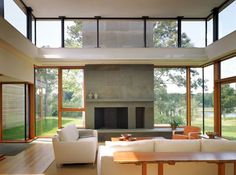 Long Island House - Tod Williams & Billie Tsien