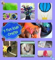 9 Summer Fun Kids Crafts To Help Beat The I'm Bored Syndrome - Farmer's Wife Rambles