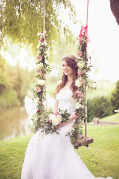 rustic wedding photography poses number 1835197462 created on 20190809 photography night Swing Photography, Rustic Wedding Photography, Bridal Photography, Wedding Swing, Dream Wedding, Wedding Photoshoot, Wedding Shoot, Wedding Dresses, Wedding Designs