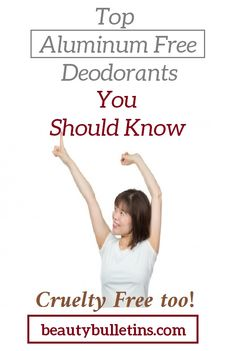 Top Aluminum Free Deodorants you Should Know. Switch & get rid of body odor without Aluminum. Benefits both men and women All Things Beauty, My Beauty, Anti Aging Skin Care, Natural Skin Care, Body Odor, Cruelty Free Makeup, Natural Deodorant, Vegan Beauty, Alternative Health