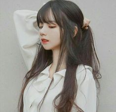 [Ulzzang icons ]♡ - T R 3 S - Wattpad Cute Japanese Girl, Cute Korean Girl, Cute Asian Girls, Beautiful Asian Girls, Cute Girls, Pelo Ulzzang, Ulzzang Korean Girl, Ulzzang Hair, Uzzlang Girl