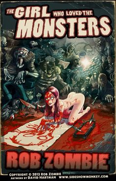 The Girl Who Loved The Monsters.
