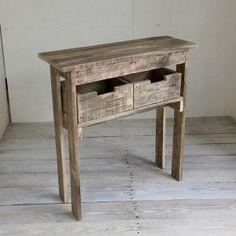 Ikea Furniture Hacks, Pallet Furniture, Furniture Projects, Furniture Makeover, Woodworking Projects That Sell, Woodworking Furniture, Diy Woodworking, Old Wood Projects, Diy Pallet Projects