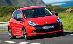 Renault Clio RS 200 Cup Phase II