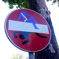 PARTAGE OF URBAN STREET ART........ON FACEBOOK........