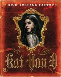 http://www.adlibris.com/fi/product.aspx?isbn=0061684384 | Nimeke: High Voltage Tattoo - Tekijä: Kat Von D. - ISBN: 0061684384 - Hinta: 17,90 €