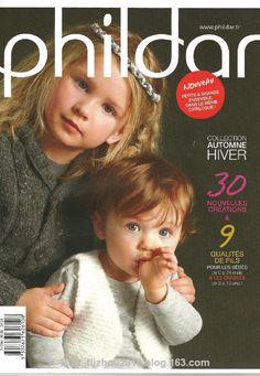 Phildar 61--宝宝衣 - 紫苏 - 紫苏的博客