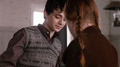 """""""ja falou"""" -Gilbert, Anne with an 'E' Gilbert Blythe, Anne Shirley, Anne Of Green Gables, Anne And Gilbert, Amybeth Mcnulty, Anne White, Annette Bening, Jenifer Aniston, Anne With An E"""