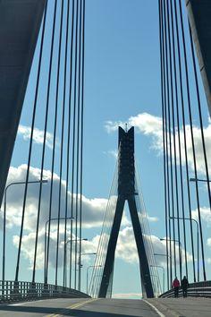 Raippaluoto bridge, Finland
