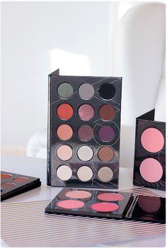 Alina Rose Makeup Blog: ZOEVA SPECTRUM COLLECTION- kupować czy nie? :) Palety cieni Warm i Nude, palety róży Pink i Coral, swatche.