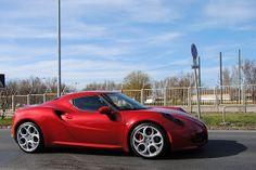 Like this one too... Alfa Romeo 4C