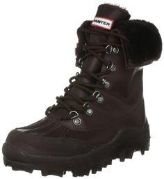 Llevo las botas cuando nieva. Son impermeables.