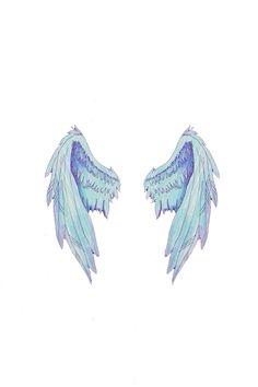 Love these wings Emoji Wallpaper, Tumblr Wallpaper, Screen Wallpaper, Wallpaper Backgrounds, Art Graphique, Cute Wallpapers, Aesthetic Wallpapers, Supernatural, Castiel