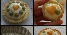 Těsto :  340g hladké mouky  150g másla  90g cukru  2 vejce  sůl   Utřeme máslo s cukrem (idálně v robotu) a vajíčkem. Poté zapracujeme mou... Robot, Muffin, Breakfast, Morning Coffee, Muffins, Robots, Cupcakes