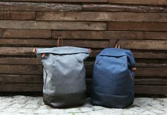 MochiThings.com: Canvas Backpack (Limited Edition)
