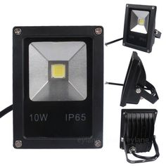 Waterproof 10W Purple UV ultraviolet LED Flood light Outdoor Spotlights Lamp
