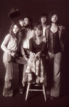 On this day in.1975: Stevie and Lindsey have officially joined Fleetwood Mac. BuckinghamNicks isnt done yet, the duo still has to do some planned tourdates in January 1975, but soon theyll start recording with their new band. They already have a lot of material that was intended for a second BuckinghamNicks album and in a few months theyll start touring, and the rest is history.  HAPPY NEW YEAR EVERYBODY!