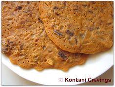 KONKANI CRAVINGS: Sanna Polo/ Piyava Polo (Rice & Coconut Pancake wi...