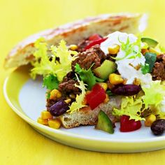 Chili con carne szendvics Recept képpel - Mindmegette.hu - Receptek