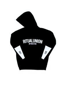 Ritual Union Black Curve Hoodie #streetwear #streetwearfashion #street #streetstyle #veryrare #menswear #supremenyc #pigalle #outfitoftheday #pyrex #pyrexvision #beentrill #givenchy #supreme #balmain #hba #hoodbyair #rhude #hypebeast #outfitgrid #ktz #kanyewest #yeezy #yeezus #asaprocky  #blackfashion #givenchy #mensfashion #highsnobiety