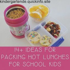 ideas for packing hot lunches for school kids- this just blew my mind! I would have never thought to use a thermos for hot food for the kids lunch. Lunch Box Bento, Lunch Snacks, Healthy Snacks, Lunch Boxes, Thermos Lunch Ideas, Kid Snacks, Fruit Snacks, Whats For Lunch, Lunch To Go