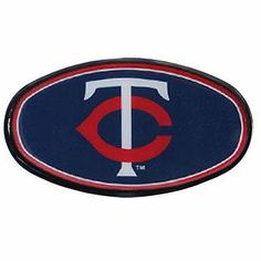 Minnesota Twins Trailer Hitch Cover Series #3 Visit our website for more: www.thesportszoneri.com