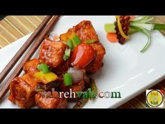 Chilli Tofu Paneer - By Vahchef @ Vahrehvah.com  Reach vahrehvah at  Website - http://www.vahrehvah.com/  Youtube -  http://www.youtube.com/subscription_center?add_user=vahchef  Facebook - https://www.facebook.com/VahChef.SanjayThumma  Twitter - https://twitter.com/vahrehvah  Google Plus - https://plus.google.com/u/0/b/116066497483672434459  Flickr Photo  -  http://www.flickr.com/photos/23301754@N03/  Linkedin -  http://lnkd.in/nq25sW