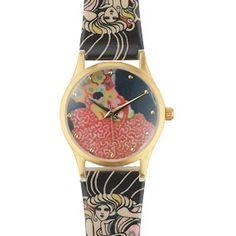 Klimt Pink Watch - Women's Watches - Watches - The Met Store