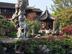 Into the great gardens of China #gardens #gardentourism