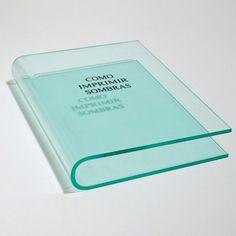Waltercio Caldas- Como Imprimir Sombras (How to Print Shadows)...
