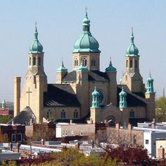St. Nicholas Ukrainian Catholic Cathedral, Ukrainian Village - Chicago, IL