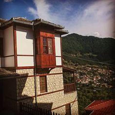 Metsovian Myths - Always in our hearts! Μετσόβιο Μύθοι - πάντα στην καρδιά μας! Greek Memories - Part 9. . . . . . . . #αρνισουβλας #πλατάνια #adventure #alpine #afternoondelight #august #balkan #ηπειρος #epirus #europe #ελλαδα🇬🇷 #greece #green #lambonthespit #lunch #masonry #metsovo #mountains #oaktrees #roof #summer #timber #village #wintevillage #χόρτα Cabin, House Styles, Inspiration, Home Decor, Biblical Inspiration, Decoration Home, Room Decor, Cabins, Cottage