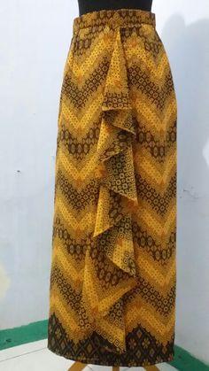Rok batik drapery