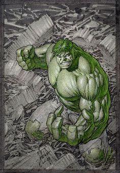 #Hulk #Fan #Art. (HULK!) By: Dale Keown. (THE * 5 * STÅR * ÅWARD * OF: * AW YEAH, IT'S MAJOR ÅWESOMENESS!!!™)[THANK Ü 4 PINNING!!!<·><]<©>ÅÅÅ+(OB4E)