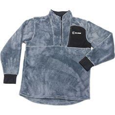 Clam Men's IceArmor Sub Zero Base Layer Shirt, Size: Large, Grey