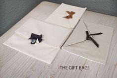 Cotton #GIFT bag