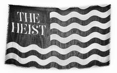 Macklemore Poster The Heist Flag poster