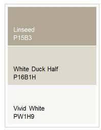 dulux white duck - Google Search