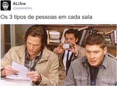 Read from the story Supernatural Memes © by notlesslie (❝ ♡ ❞) with reads. Dean Castiel, Winchester Supernatural, Spn Memes, Supernatural Tumblr, Destiel, Funny Moments, Popular Memes, Funny Photos, Funny Texts