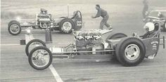 Vintage Drag Racing - Dragsters