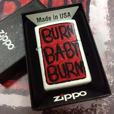 One of the winning Zippo creations/contest!