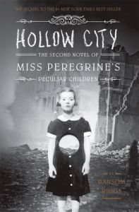 I finally got my hands on the second novel in the Miss Peregrine's Peculiar Children series, Hollow City by Ransom Riggs. If you haven't read the first book, Miss Peregrine's Home… Ya Books, Great Books, Books To Read, Teen Books, Amazing Books, Hollow City, Miss Peregrine's Peculiar Children, Peregrine's Home For Peculiars, Miss Peregrines Home For Peculiar