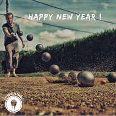 BIG THANK YOU for your endless support & for being a part of the extreme petanque mouvement! So grateful for meeting so many great people who contributed big time to a fantastic 2016!  Since our new year's resolution is to meet our fans more often we can't wait to play together with you in 2017     Special thanks also to the wonderful people at Obut Mondial La Marseillaise à Pétanque Ecole de Tennis de Wavre WECANDANCE - Electronic Beach Festival Tuupe Intervillages Genappe TV Com Votre…