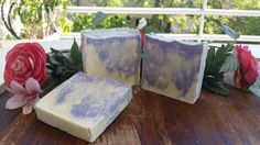 Night flower handmade soap - ideal for dreamy nights!