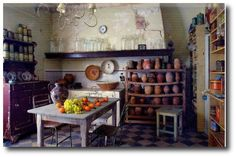 French Provence Style Decorating Provincial Antiques Old World